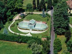 Italy . Willa Maria near lake Como
