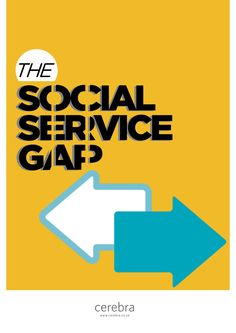 The Social Service Gap focuses on customer service duties within the social media realm. How does your brand become more human online and offline and how Social Services, Human Services, Social Business, Leadership, Gap, Social Media, Letters, Thoughts, Letter