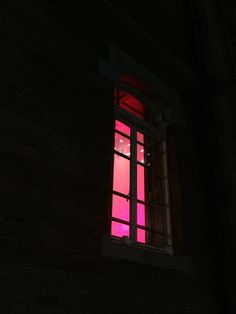Difference isn't weakness, it's power. #photography #night #window #pink #ahsheegrek