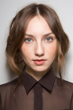 Pin for Later: Take a Closer Look at London Fashion Week's Best Beauty Looks Jasper Conran