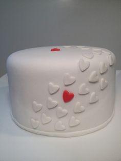 Tarta San Valentín // San Valentines Cake
