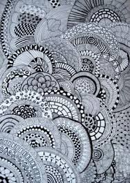 Image result for colourful zentangle patterns