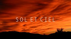Sol et Ciel   Patagonia Timelapse (Chile & Argentina) #outdoors #nature #sky #weather #hiking #camping #world #love https://www.youtube.com/watch?v=x4aHL-H3HjA&t=6s
