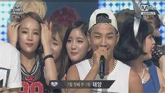 Taeyang - Eyes,Nose,Lips + Winning #1 @ 140703 MNET M!Countdown (3rd WIN)!