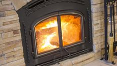 How to Convert a Gas Fireplace to Wood Burning | Angie