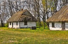 Eastern Europe, Cabin, House Styles, Home Decor, Decoration Home, Room Decor, Cottage, Interior Decorating, Cottages