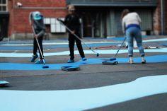 Finlayson Art Area -kuvataidetapahtuma  #tampere #kuvataide #finlayson Track, Sports, Hs Sports, Runway, Truck, Running, Track And Field, Sport