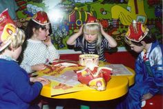 McDonalds Birthday Party