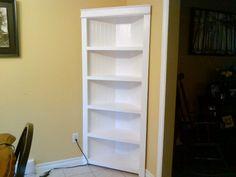 Bookshelf Diy Corner Ideas Plus Bookshelves Inside Decorations 13