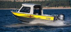New 2012 Hewescraft Pro V 200 HT Multi-Species Fishing Boat