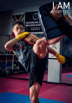 Gerry is the Head of the Bodytec Training Academy who packs a powerful punch. He explains how EMS training has helped his MMA. Training Academy, Fitness Sport, Sport Motivation, Motivation Inspiration, Personal Trainer, Ems, Punch, Workout, Sports