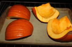 Making and preserving your own pumpkin purée