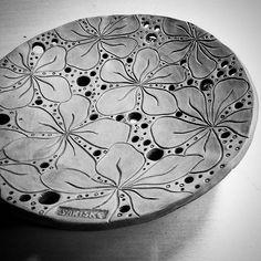 """To me, flowers are happiness"" -Stefano Gabbana- #beautiful #tabledecor #homedeco #flowerlovers #flowerinstagram #ceramics #ceramica #keramik #keramiikka #pottery #handmadeceramics #savipaja #sariske #madeinfinland #finnishdesign #potsinaction #instapottery #handcarved #artsy #ceramicart #shophandmade #makersgonnamake #naturelovers #artlovers #claylovers #ilovewhatido #potterylove #clayart #mypassion #pottersofinstagram"