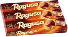 Swiss Chocolate Ragusa Best Almond Joy Bars