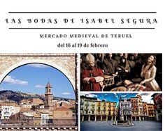 El Baúl Risueño =): Mercado Medieval de  Teruel