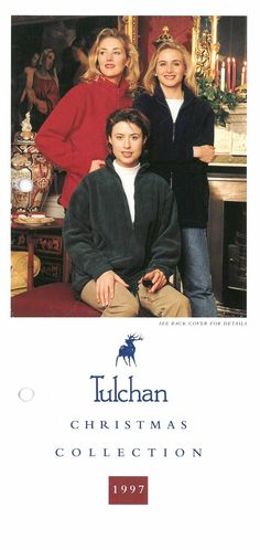 Vintage Tulchan - Christmas Jumper Collection 1997