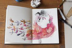 Felicita Sala on Brown Paper Bag blog.