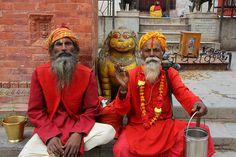 Durbar Square Kathmandu, Nepal by neiljs, via Flickr