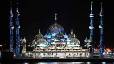 The Crystal Mosque  Malaysia 1_resize