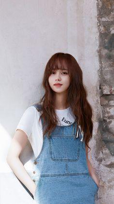 Asian Actors, Korean Actresses, Korean Actors, Actors & Actresses, Korean Celebrities, Celebs, Kim Son, Kim So Hyun Fashion, Haircuts Straight Hair
