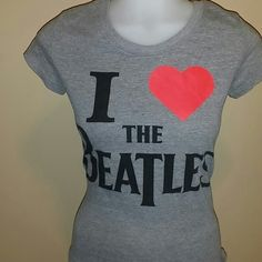 Beatles Tee 100% Cotton , very comfortable fit Tops Tees - Short Sleeve