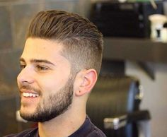 New 2015 Undercut Mens Hair
