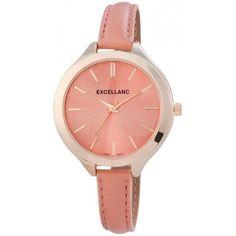 Excellanc Fashion Trendi Rózsaszín színű Női karóra Tolkien 00b38603ca