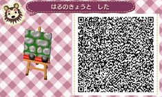 The Gay Gamer: For anyone who cares, a small sample of my favorite Animal Crossing: New Leaf QR codes Animal Crossing Qr Codes Clothes, Animal Crossing Game, Acnl Pfade, Acnl Qr Code Sol, Acnl Paths, Motif Acnl, Code Wallpaper, Stripe Wallpaper, Ac New Leaf