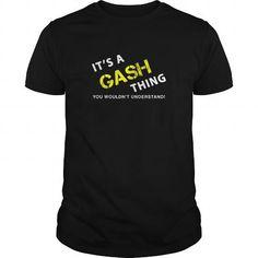 Cool  It's a GASH Thing T-Shirt T-Shirts