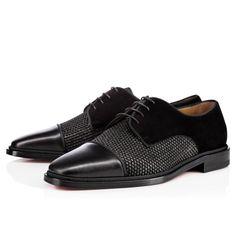 BRUNO ORLATO RAFIA Christian Loboutin men´s footwear