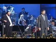 Luciano Pavarotti, Andrea Bocelli, Medley