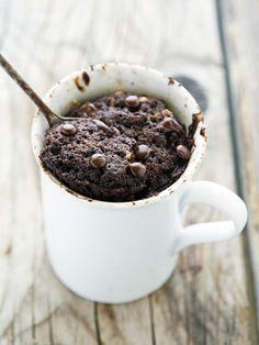 The Iron You: (Paleo) Chocolate Mug Cake