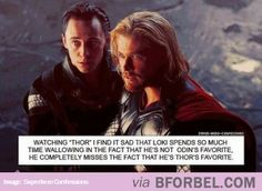 Any Favorite Of Thor Is A Favorite Of Mine…
