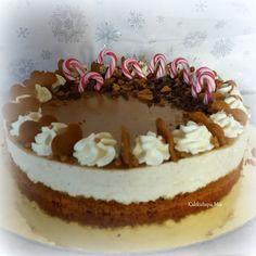 Kakkutupa Mia: Kinuski-piparijuustokakku Tiramisu, Cheesecake, Sugar, Snacks, Baking, Ethnic Recipes, Desserts, Christmas, Food