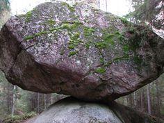 Камень Kummakivi: очередная загадка природы (Финляндия) - Путешествуем вместе Finland