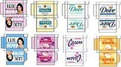 mini printables--soaps