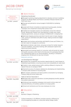 Sample Insurance Resume Format Read More  HttpWwwResumeformat