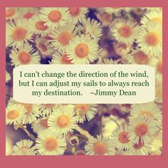 Jimmy Dean quote