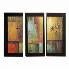 Woodland Imports�36-in W x 26-in H Decor Wall Art 69.00 at lowes
