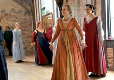 For Caterina's elevation nearly a year ago I wanted to make a Giornea – and overdress for the Italian Renaissance costume not unlike my previous Giornea. However, this time I wanted to … Italian Renaissance Dress, Renaissance Mode, Medieval Gown, Renaissance Costume, Renaissance Fashion, Renaissance Clothing, Historical Costume, Historical Clothing, 15th Century Clothing