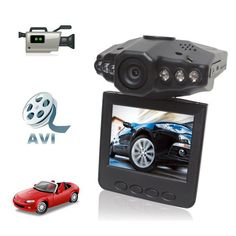 2.5 Inch TFT Rotatable LCD Car Black Box DVR Camera Vehicle Auto Video Recorder Camcorder with Night Vision Motion Detection