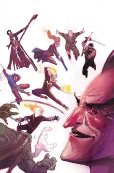 Check out our Marvel March 2018 solicitations gallery for a look at more than 100 different titles set to hit comic book store shelves next year. Marvel Art, Marvel Dc Comics, Comic Books Art, Comic Art, Book Art, Midnight Son, Ghost Rider Marvel, Design Comics, Hero Time