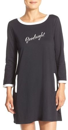 Kate Spade New York Graphic Sleep Shirt