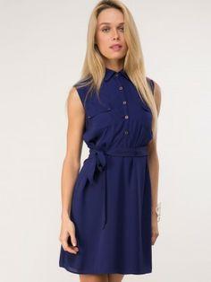 2a78d97ed3d Femella Shirt Dress With Tie Belt online buy from koovs Belt Online