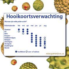 [Blog] Pollenkalender - http://www.allergieplatform.nl/allergieen/inhalatie/hooikoorts/pollenkalender/