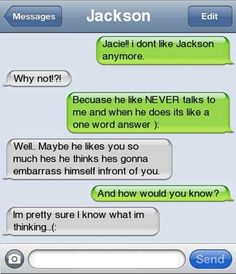 Page 6 - Autocorrect Fails and Funny Text Messages - SmartphOWNED - Funny Troll & Memes 2019 Funny Texts Jokes, Funny Texts Crush, Text Jokes, Funny Text Fails, Cute Texts, Funny Quotes, Funny Memes, Epic Texts, Crush Funny