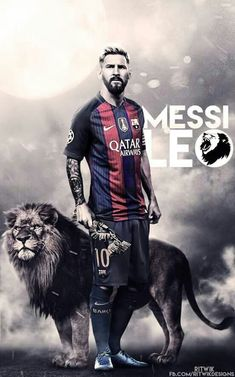 I love this picture of messi also going on the wall of the soccer field Neymar E Messi, Messi Soccer, Messi And Ronaldo, Messi 10, Cristiano Ronaldo, Football Soccer, Lionel Messi Wallpapers, France Football, Argentina National Team