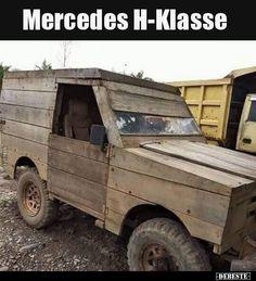 Meme - Mercedes H-Klasse Car Memes, Car Humor, Memes Humour, Truck Memes, Pickup Trucks, Funny Humor, Dankest Memes, Cool Pictures, Funny Pictures