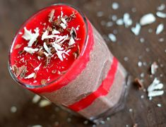 SJOKOLADE-CHIAPUDDING Ice Cream, Snacks, Dessert, Food, Blogging, Ice Candy, Meal, Icecream Craft, Desserts
