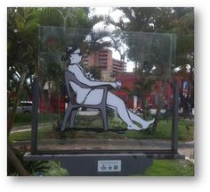 .: Artista chileno Adrián Gouet tem obras expostas nas ruas de SP